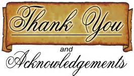 ACKNOWLEDGEMENT In the Name of Allah, the Beneficent, the